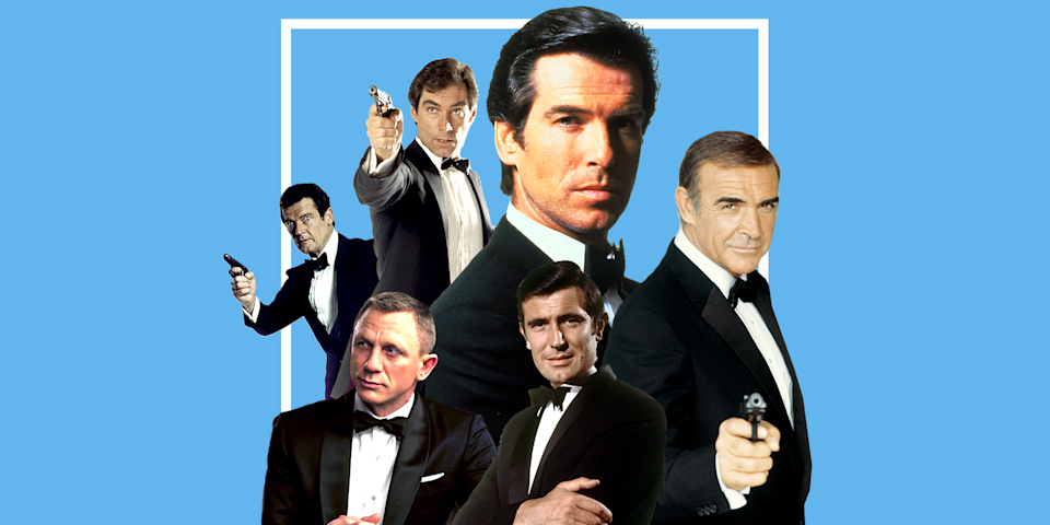 <p>The James Bond movie franchise has been turning out movies since 1963, when Sean Connery first embodied the role in <em>Dr. No</em>. In that time only six men have played the part, and they've all brought something to it. The central tension among their choices is whether to adopt the version that Bond's creator, Ian Fleming, carved out in his novels or bring a freshness to the part. (Sometimes, leaning into Fleming's version <em>is</em> that freshness.) Here are all the actors who've played James Bond, ranked. (The list does not include the actors who played Bond in the 1967 version of <em>Casino Royale</em>, which is loosely based on the Fleming novel.)</p>