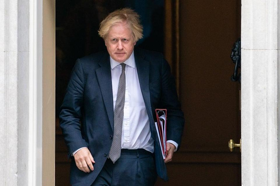 A new report has recommended that Prime Minister Boris Johnson should meet the First Ministers for Scotland, Wales and Northern Ireland four times a year (Dominic Lipinski/PA)