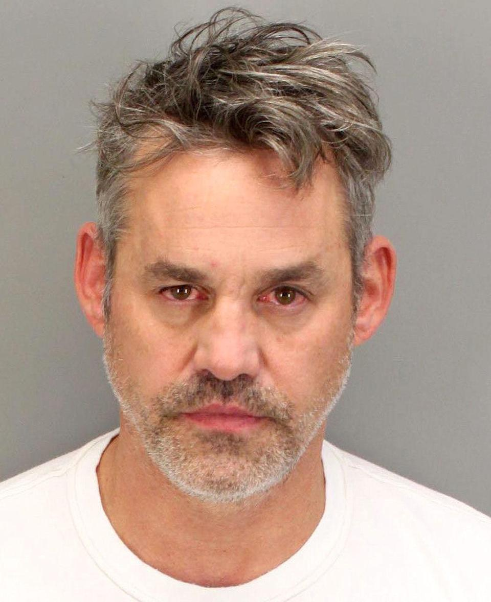 Nicholas Brendon has a chequered history of arrests
