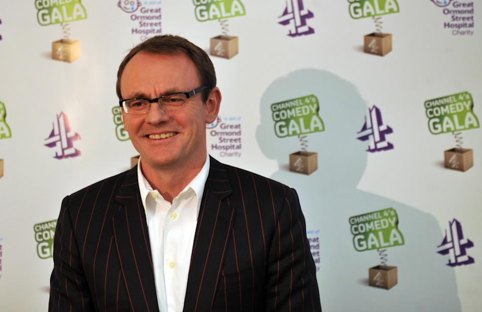 Sean Lock, backstage at the C4 Comedy Gala, in aid of Great Ormond Street Hospital, at the O2 Arena.PRESS ASSOCIATION Photo. Picture date: Tuesday, March 31, 2010. See PA story  . Picture credit should read: Ian Nicholson/PA Wire