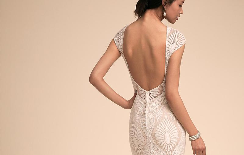 2224c155109 Boho Brides  BHLDN Just Launched Its Own Line of Wedding Gowns Starting at  Just  650