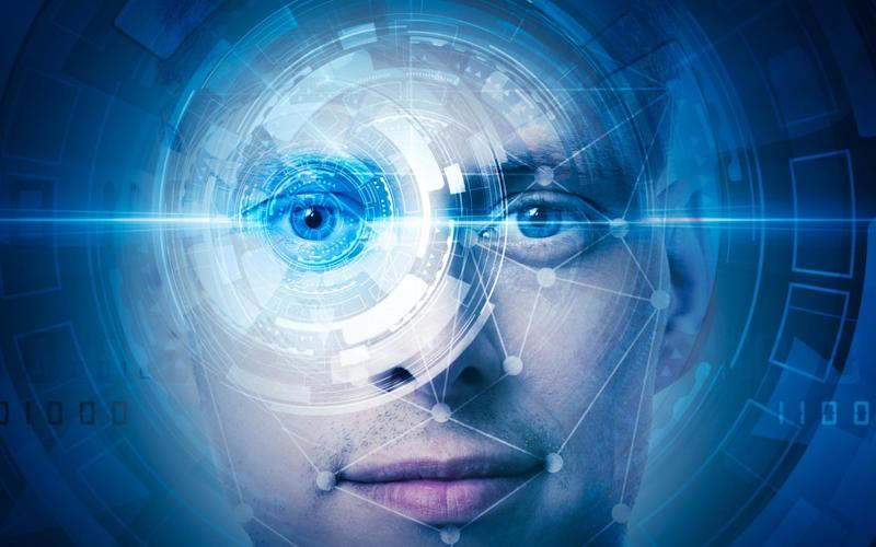 Face scanning is now a requirement in China when buying a new mobile phone or data plan - www.alamy.com