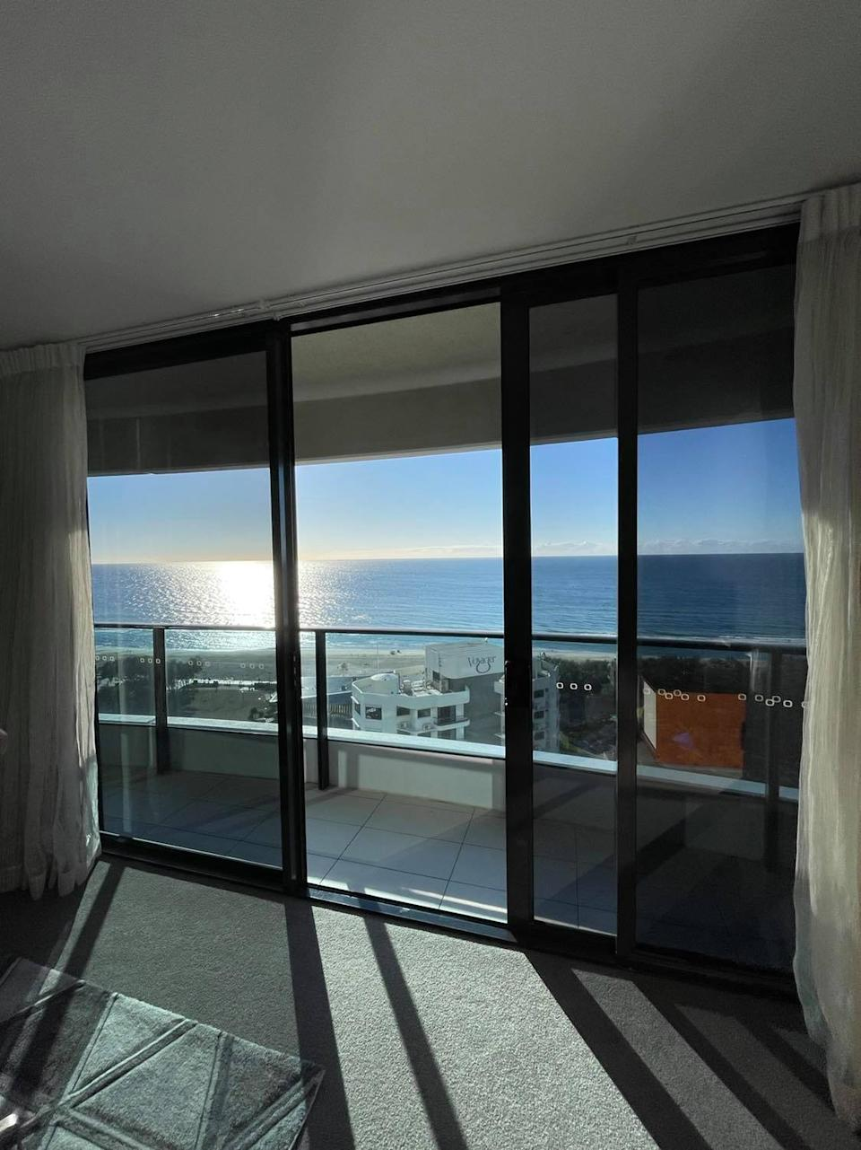 I mean does it get any better than this view?! Photo: Yahoo Lifestyle