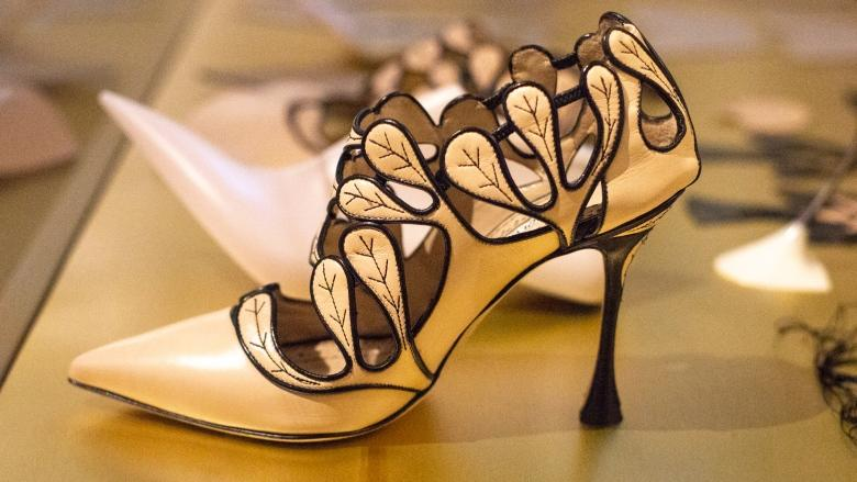 Shoe royalty Manolo Blahnik lands in Toronto with new exhibition