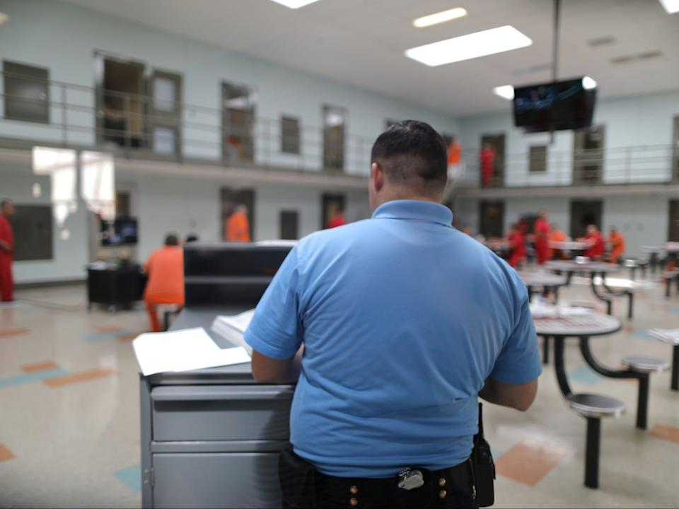 ice immigration detention center