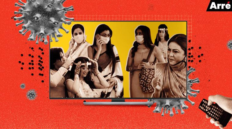 TV Serials Are Back with a Covid-19 Twist. And It is Ridonk