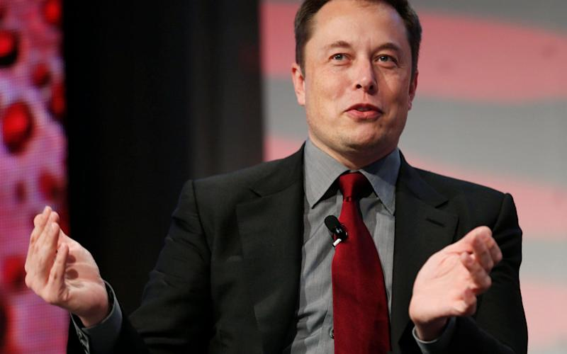 Elon Musk bought around 72,000 shares on Tuesday and Wednesday - Reuters