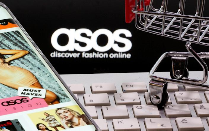 The gaming and fashion worlds collide as Asos inks deal to create physical and digital clothing for gamers - REUTERS/Dado Ruvic