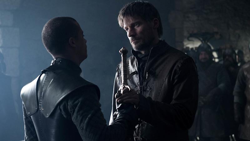 Jaime's Hand Somehow Grew Back on   Game of Thrones Last Night