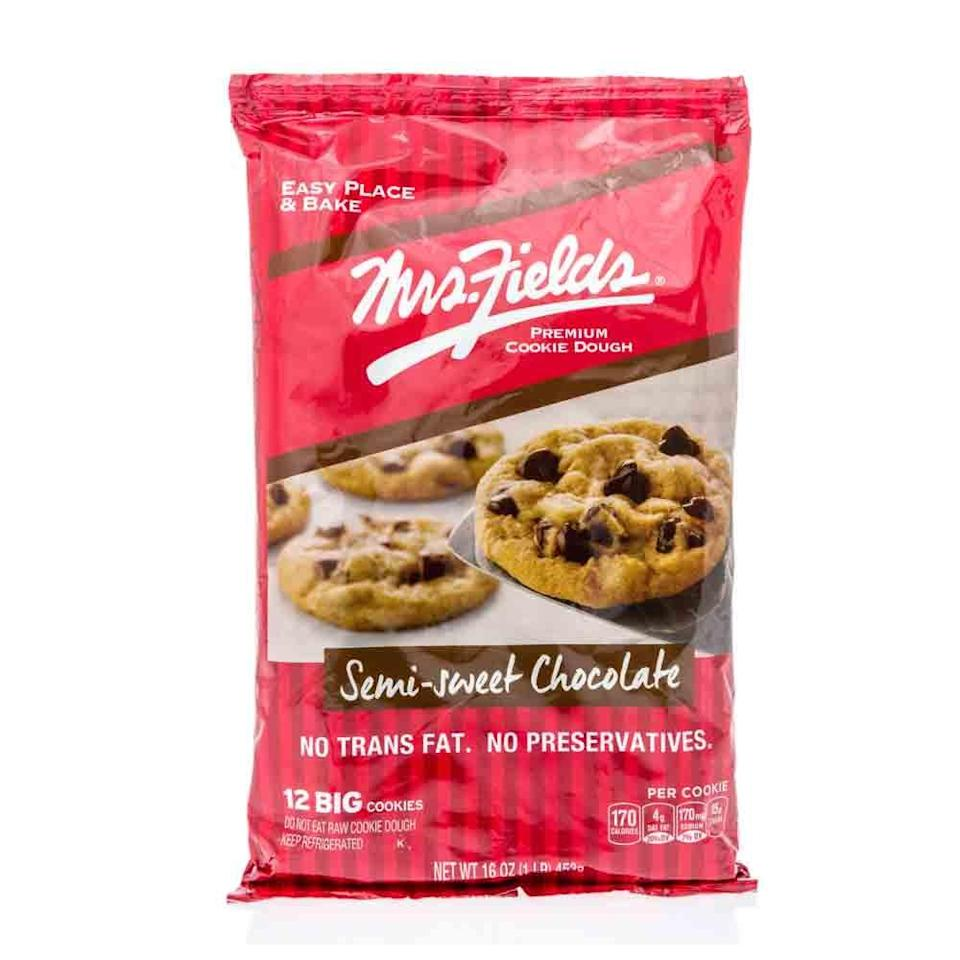 <p>You haven't had a cookie until you've had a Mrs. Field's. Classic but soft, chewy, and decadent, you can't imagine something so perfectly balanced. So it makes sense they were a huge hit when they came out!</p>