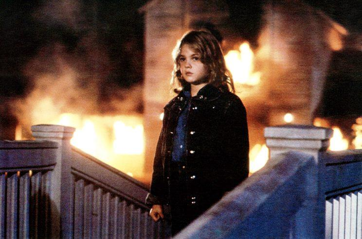 Firestarter, Drew Barrymore