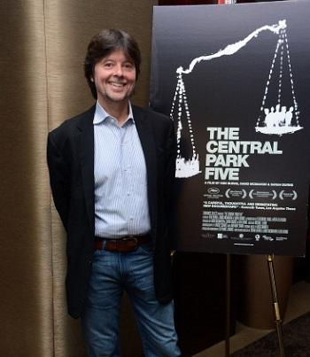 Ken Burns Wins Legal Fight Over 'Central Park Five' Subpoena