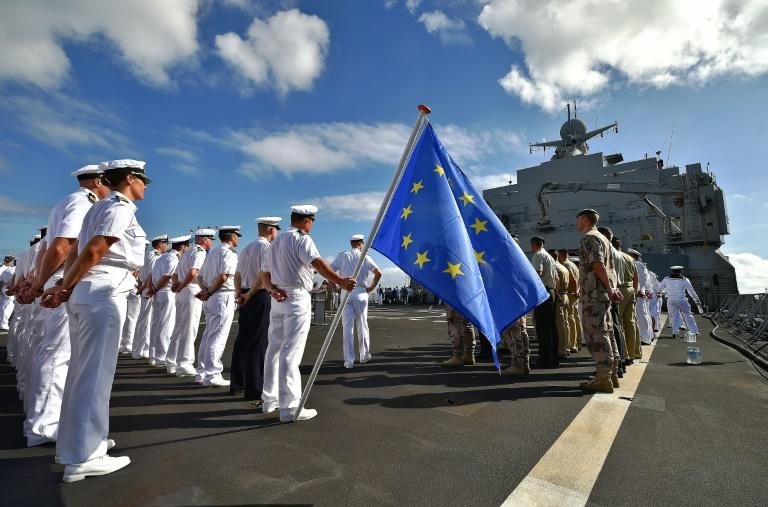 Dutch warships were used in 2015 by the European Naval Force (EUNAVFOR) as part of Operation Atalanta -- to stop piracy off the Horn of Africa