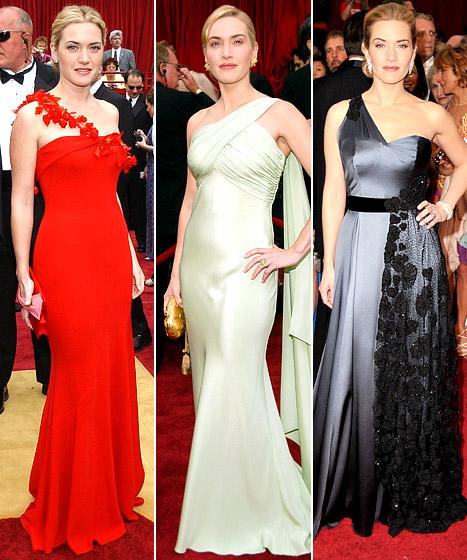 Kate Winslet: Vote for Her Best Oscars Dress Ever!