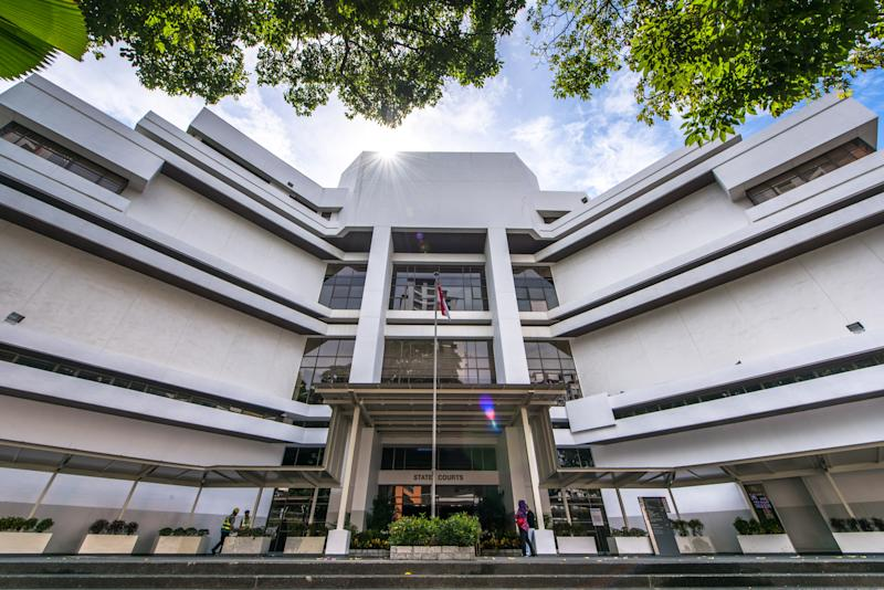 Singapore state courts (Yahoo News Singapore file photo)