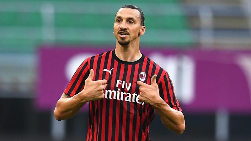 Zlatan presence led new AC Milan signing Roback to pass up Arsenal move