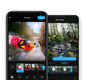 GoPro and Quik Apps' new mobile editing experience
