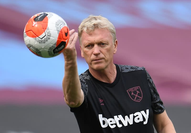 West Ham have most unfulfilled potential, says Moyes