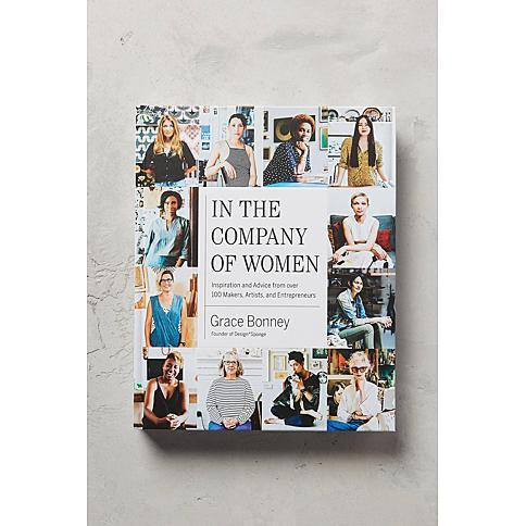In the Company of Women by Grace Bonney (Credit: Anthropologie)