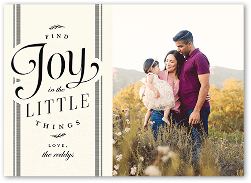 Create your own holiday cards with easy to use templates on Shutterfly.