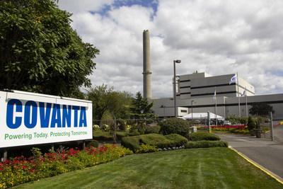 The Covanta Hempstead Energy-from-Waste Facility