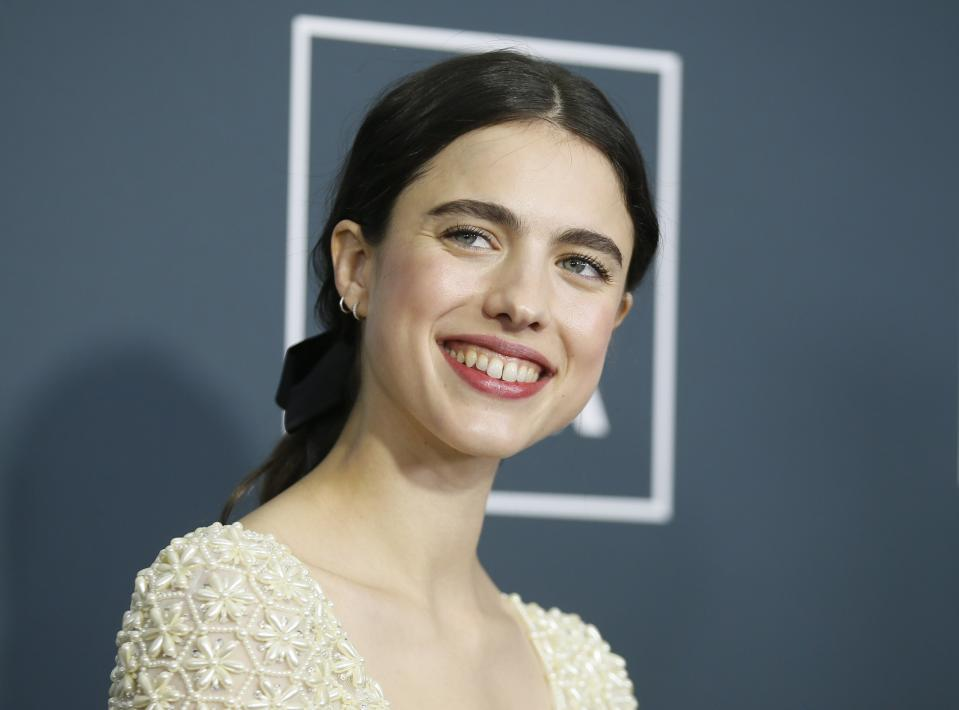 Actress Margaret Qualley has reached out to singer FKA twigs for speaking out about their common ex, Shia LaBeouf. (Photo: REUTERS/Danny Moloshok)