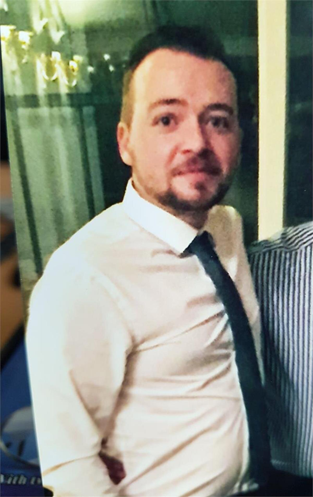 The death of Edward Hinds has sparked a murder inquiry in Penzance (Devon and Cornwall Police/PA).