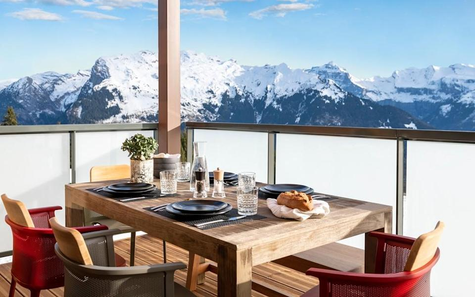 club med private chalet - club med