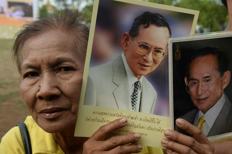 There has been intense sensitivity surrounding the Thai royals, as the health of revered 88-year-old King Bhumibol Adulyadej wanes