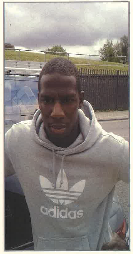 Abdoulaye Doucouré  as he was caught driving a Lamborghini without insurance