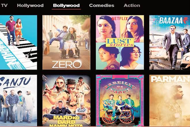 Amazon Prime Video, Amazon Prime Video library, Netflix, Sony Pictures Networks, Bollywood films, OTT platforms