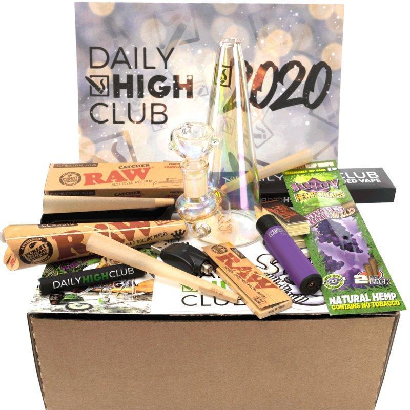 """<h3><a href=""""https://dailyhighclub.com/"""" rel=""""nofollow noopener"""" target=""""_blank"""" data-ylk=""""slk:The Daily High Club Subscription Box"""" class=""""link rapid-noclick-resp"""">The Daily High Club Subscription Box</a></h3><br>One of our <a href=""""https://refinery29.com/en-us/2017/03/143083/best-weed-subscription-box"""" rel=""""nofollow noopener"""" target=""""_blank"""" data-ylk=""""slk:older wellness roundups"""" class=""""link rapid-noclick-resp"""">older wellness roundups</a> saw a spike in most wanted cart status this month with readers subscribing to """"The Daily High Club"""" — aka a monthly shipment of curated smoking essentials from special rolling papers to rolling tips, premium matches, and even some extra surprise """"goodies."""" <br><br><strong>The Daily High Club</strong> El Primo Box, $, available at <a href=""""https://dailyhighclub.com/products/el-primo"""" rel=""""nofollow noopener"""" target=""""_blank"""" data-ylk=""""slk:The Daily High Club"""" class=""""link rapid-noclick-resp"""">The Daily High Club</a>"""