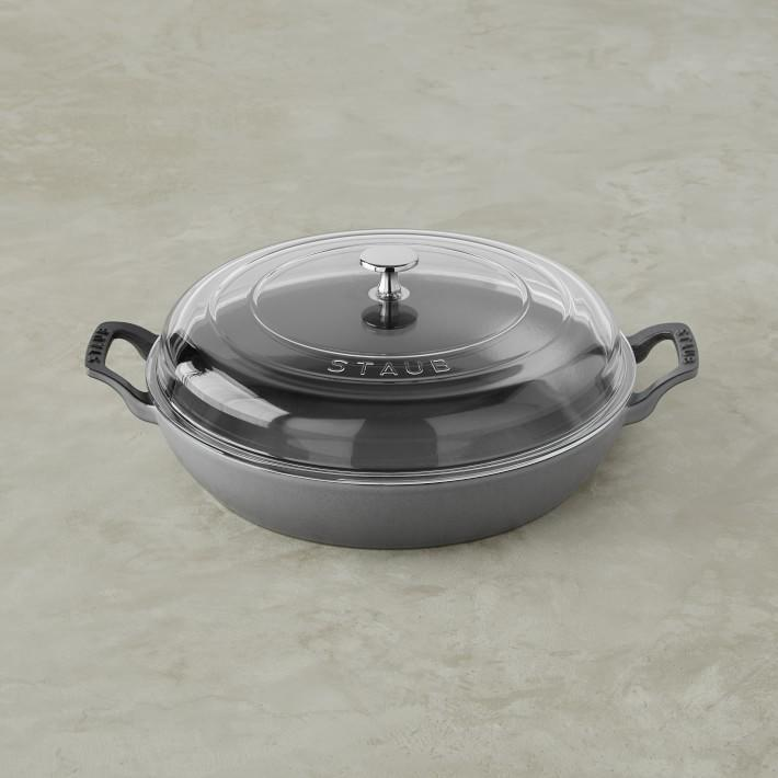 Staub Enameled Cast Iron Everything Pan