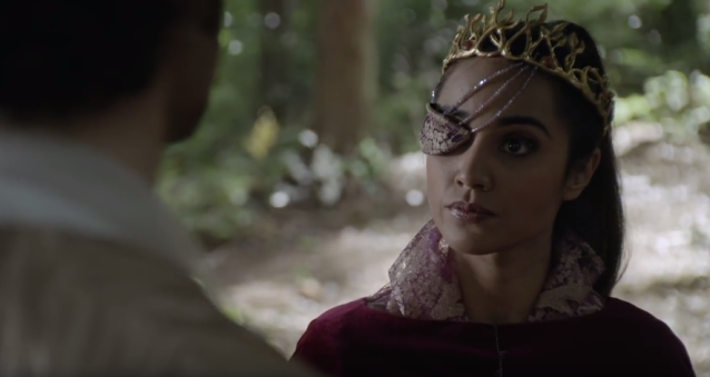 Summer Bishil as Margo in 'The Magicians' (Photo: Syfy)