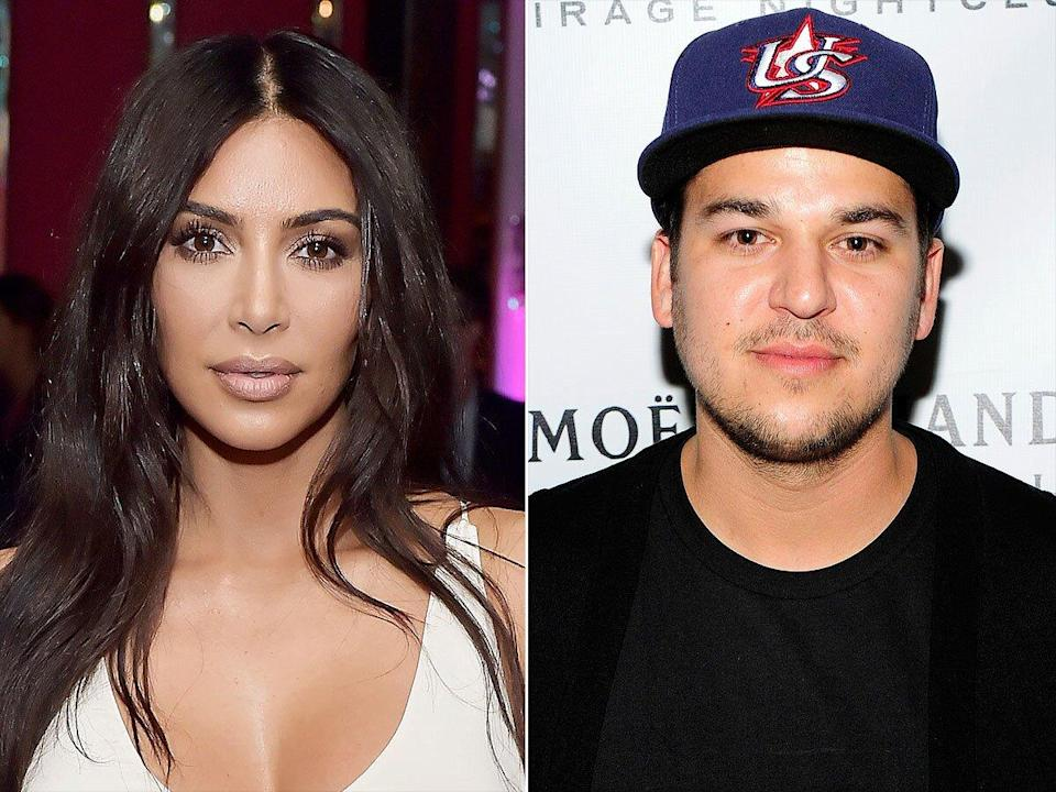 Rob Kardashian Makes Rare Appearance on KUWTK to Celebrate Kim Kardashian's 40th Birthday