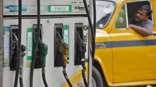 Diesel prices have gone up by nearly 30 paise per litre today.