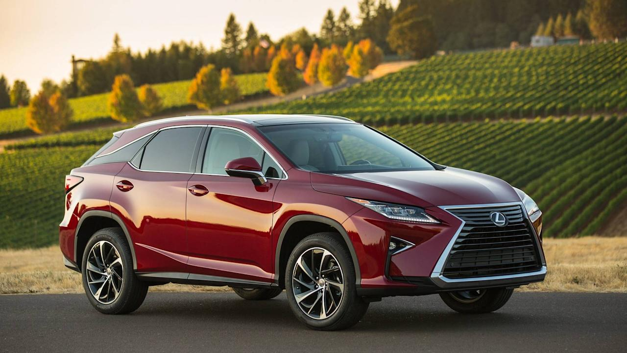 "<p>The midsize <a rel=""nofollow"" href=""https://www.motor1.com/lexus/rx/"">Lexus RX</a> was the first midsize luxury crossover and it's never waned in popularity. A stretched three-row ""L"" model is new for 2018. The RX is rated above average for reliability from <em>Consumer Reports,</em> and receives an average score in that regard from JD Power's surveys.</p>"