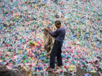 Australia's recycling industry is getting a $20 million boost, but at least one environmental group says the government is all talk