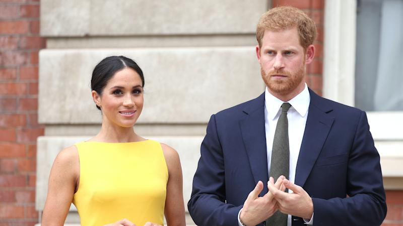 Harry and Meghan join podcast to support World Mental Health Day