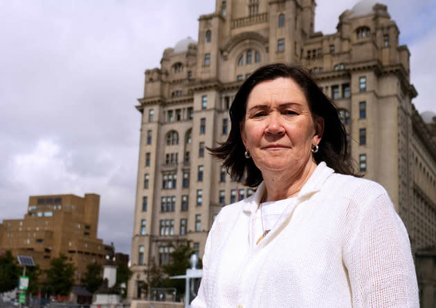 Cllr Jane Corbett who hopes the roll-out of Universal Credit will be halted in Liverpool.