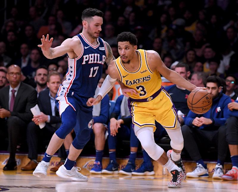 Josh Hart of the Los Angeles Lakers was Most Valuable Player in last year's NBA Summer League, which this year will feature teams from Croatia and China
