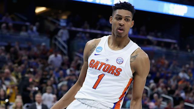 Devin Robinson will forgo his senior season to enter the draft.