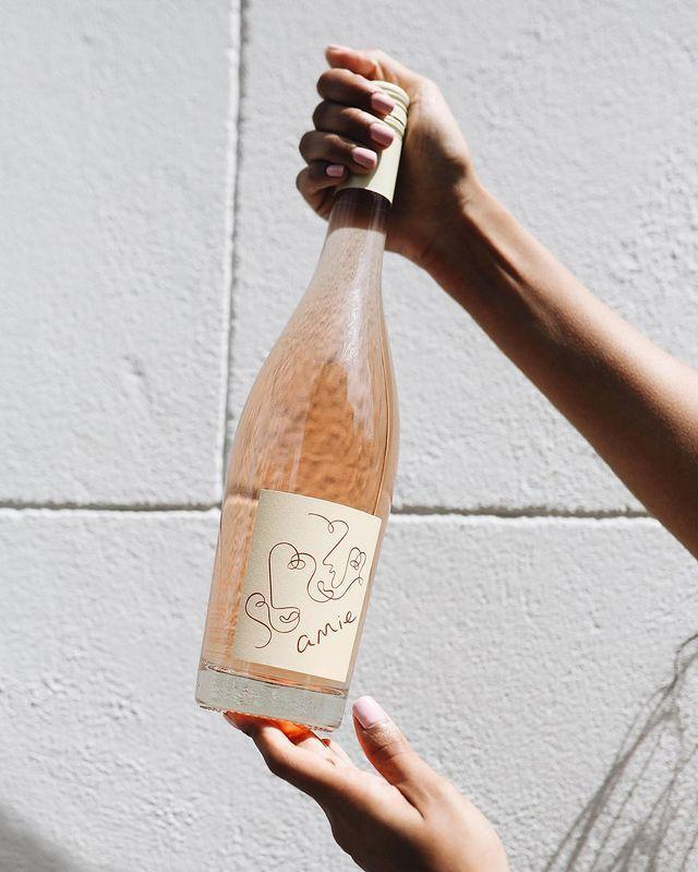 """<p>Emma Chandler from Unwined Bars says, """"With wine choice: think smaller, organic producers - you'll find something funkier that's made with real passion which is better value plus better for the planet."""" Try UK and EU-based brands like <a href=""""https://www.instagram.com/drinkamie/?hl=en"""" rel=""""nofollow noopener"""" target=""""_blank"""" data-ylk=""""slk:amie"""" class=""""link rapid-noclick-resp"""">amie</a> or <a href=""""https://elizabethrosewines.co.uk/shop"""" rel=""""nofollow noopener"""" target=""""_blank"""" data-ylk=""""slk:Elizabeth Rose"""" class=""""link rapid-noclick-resp"""">Elizabeth Rose</a> - or check out your local independent bottle shop for inspiration.</p><p><a href=""""https://www.instagram.com/p/CNIhlYBrFHl"""" rel=""""nofollow noopener"""" target=""""_blank"""" data-ylk=""""slk:See the original post on Instagram"""" class=""""link rapid-noclick-resp"""">See the original post on Instagram</a></p>"""