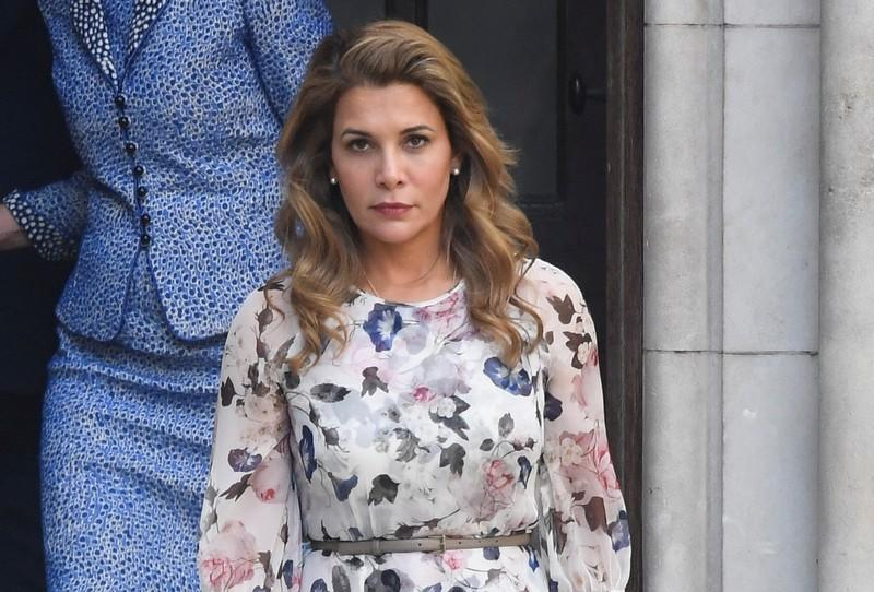 Princess Haya in court for London hearing in legal battle with Dubai's ruler