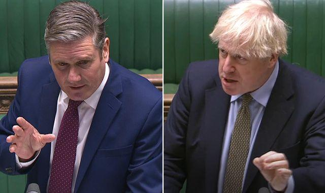 Coronavirus: Boris Johnson tells MPs 'I rule out nothing' - but wants to 'avoid misery' of second lockdown