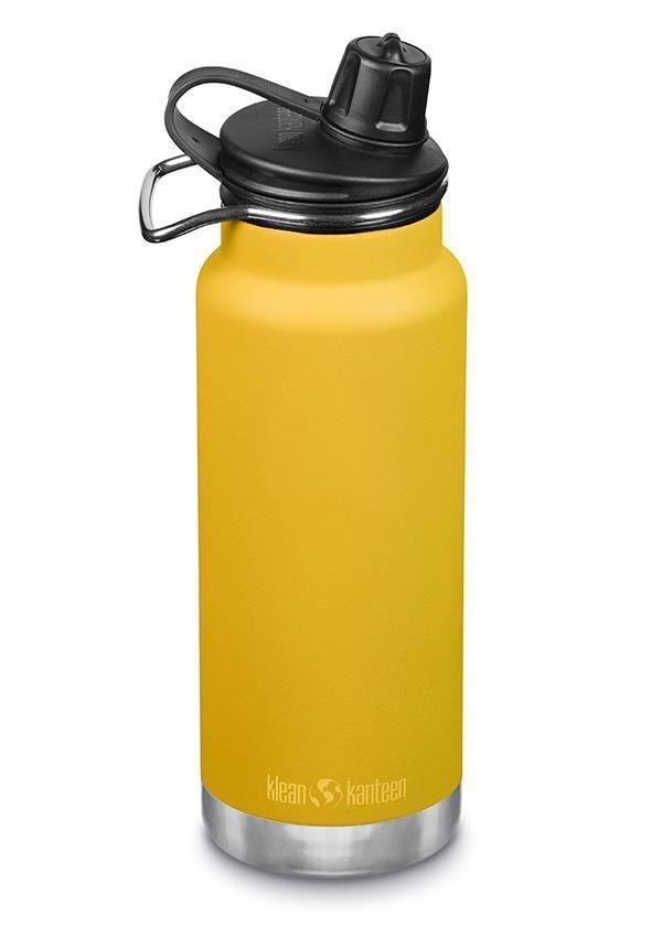 """<p><strong>KleanKanteen</strong></p><p>kleankanteen.com</p><p><strong>$39.95</strong></p><p><a href=""""https://go.redirectingat.com?id=74968X1596630&url=https%3A%2F%2Fwww.kleankanteen.com%2Fcollections%2Finsulated-bottles%2Fproducts%2Finsulated-tkwide-32-oz-chug-cap&sref=https%3A%2F%2Fwww.goodhousekeeping.com%2Fhome-products%2Fg27312224%2Fbest-water-bottles%2F"""" rel=""""nofollow noopener"""" target=""""_blank"""" data-ylk=""""slk:Shop Now"""" class=""""link rapid-noclick-resp"""">Shop Now</a></p><p>This ultra-portable water bottle is a Lab pro favorite, particularly for <strong>its sanitary covered spout made of soft rubber that wont hurt teeth when sipping on the go.</strong> The utility handle makes it easy to strap to a hiking backpack and its wide mouth allows for easy filling, cleaning and addition of ice. Plus, the brand says it's dishwasher-safe which is rare for insulated vessels!</p>"""