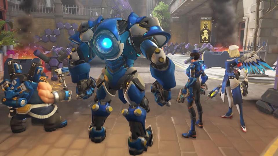 Overwatch Insurrection is coming soon. (Blizzard)