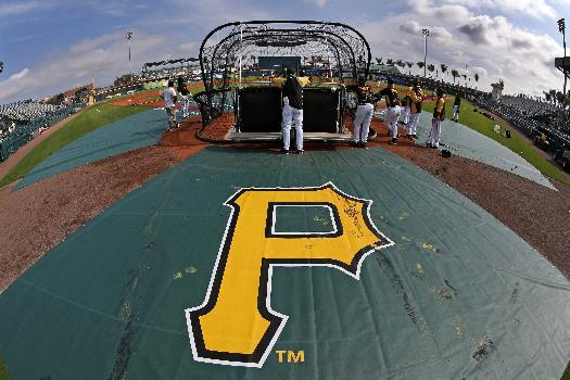 Pirates hope Gaby Sanchez is answer at 1B