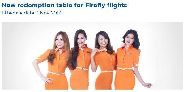 Firefly's uniforms are similarly tight-fitting. Source: Firefly Airlines