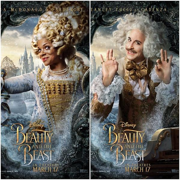 """Disney's live-action """"Beauty and the Beast"""" will be groundbreaking in more ways than one: It features a gay character and will show two interracial kisses."""